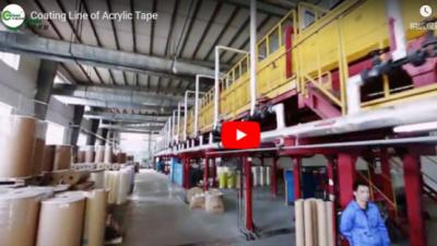 Acrylic Tape Coating Line