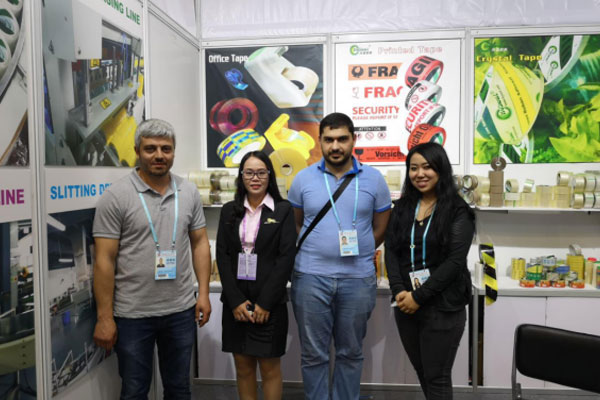 Hystal received more than 240 visitors on Canton Fair