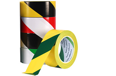 Mixed-colour PVC Floor Tape