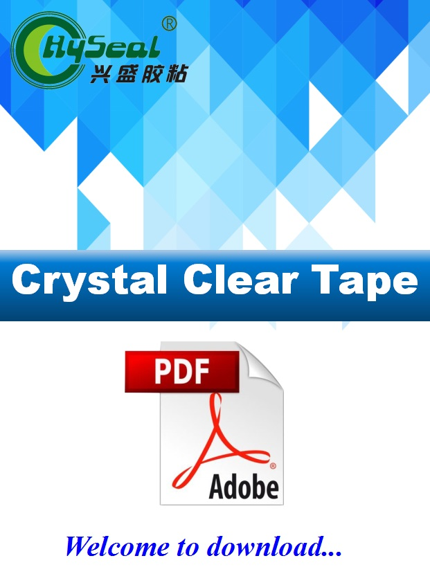 Crystal Clear Tape