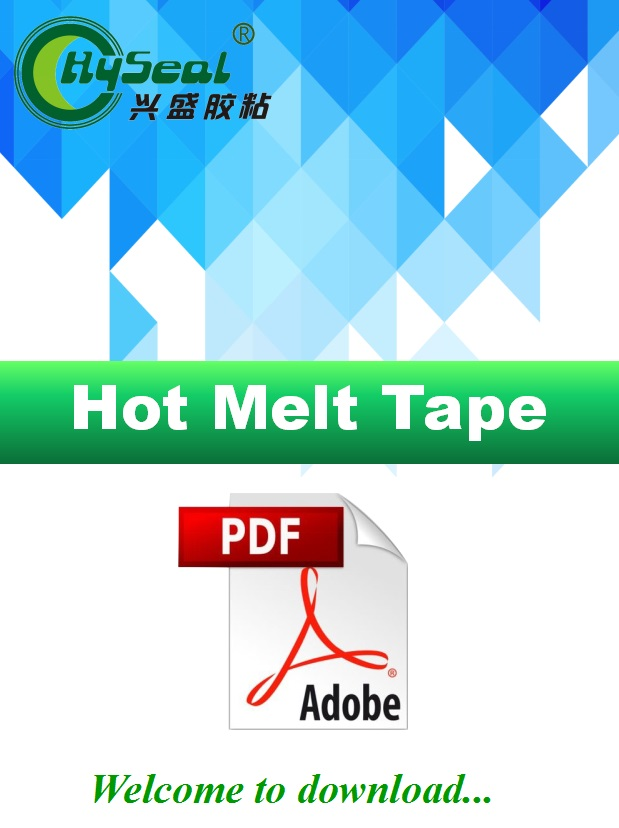 Hot Melt Tape