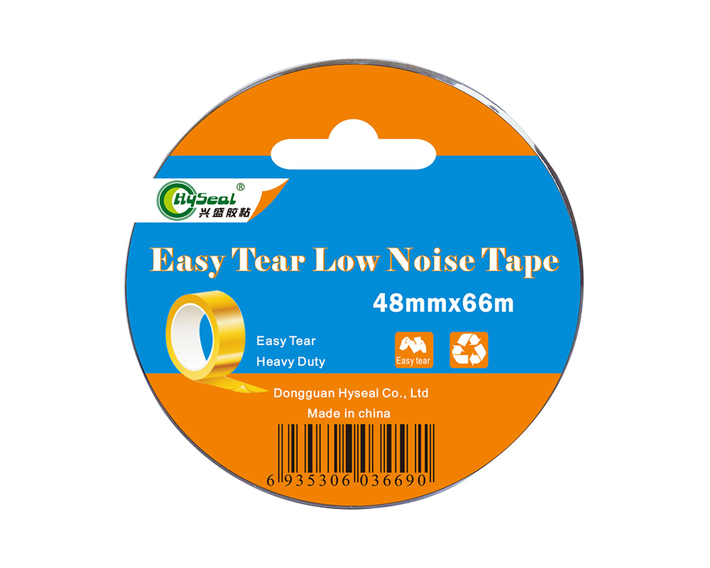 Low Noise Tape