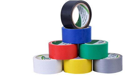 Single Colour PVC Floor Tape